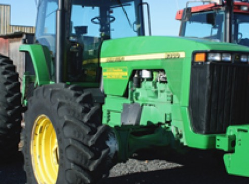 Case IH / John Deere Front Wheel Assist Tractors 230 - 330hp 3