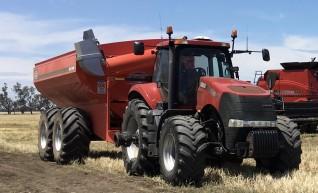 Case IH Magnum 340 Tractor FWA 1