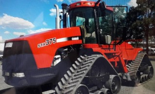 CASE Quadtrac STX375 1