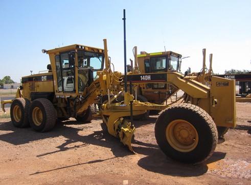 Cat 140M Motor Grader 2