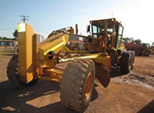 Cat 14H Motor Grader 2