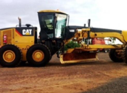 Cat 14M VHP Grader