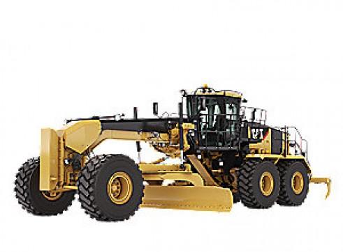 Cat 16M(GPS) Grader