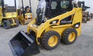 Cat 226B Skid Steer Loader  1