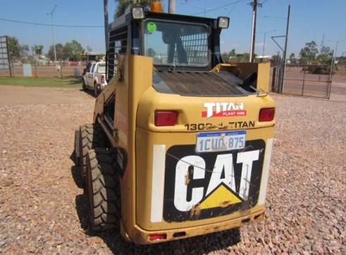 Cat 226BC Skid Steer Loader  2