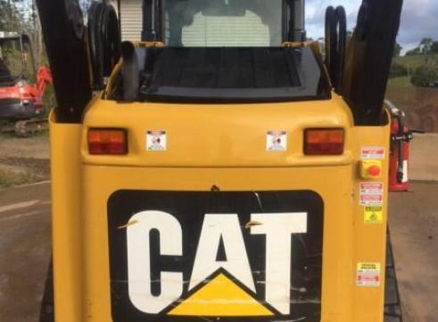 Cat 259B3 Track Loader 4