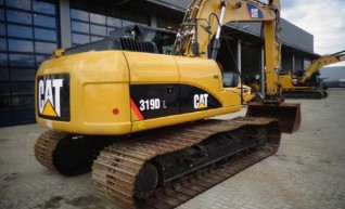 Cat 319DL Excavator  1