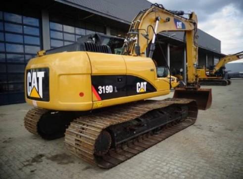 Cat 319DL Excavator