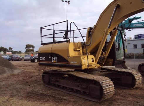 CAT 320C 20T Excavator