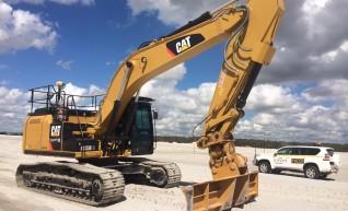 Cat 325E / 329E Excavator  1