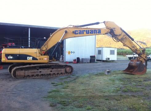 Cat 329DL 29T Excavator 2