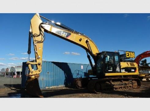 CAT 329DL 30T Excavator