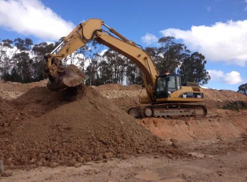 cat 330dl excavator 4