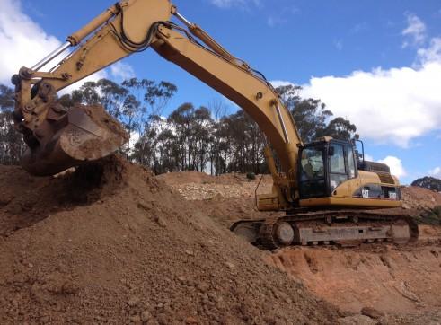 cat 330dl excavator 5