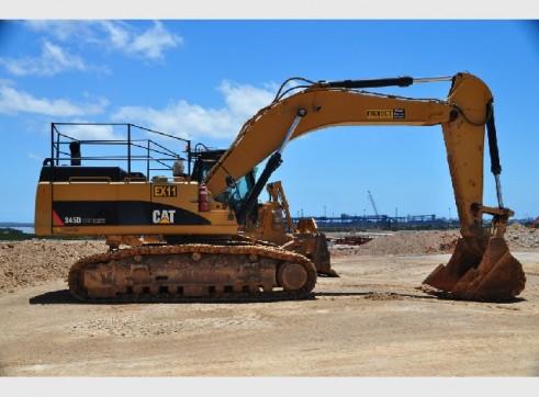 CAT 345DL 45T Excavator
