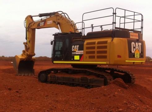 CAT 349 LME Excavator 1