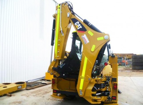 Cat 432E Backhoe Loader  2