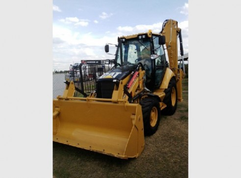 CAT 432E BACKHOE LOADER - MINE SPEC 2