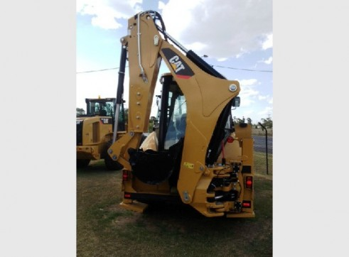 CAT 432E BACKHOE LOADER - MINE SPEC 3