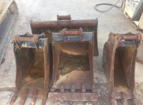 Cat 5T 305E Excavator 5