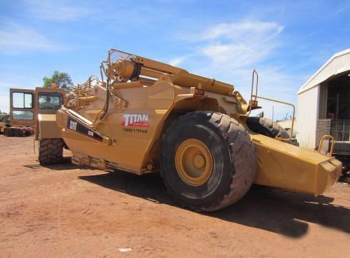Cat 623G Scraper 2