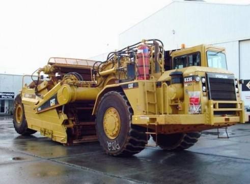 Cat 633D Elevating Scraper