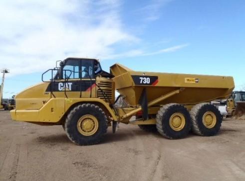 Cat 730 Arctic Dump Truck