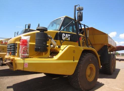 Cat 740 Articulated Dump Truck  1