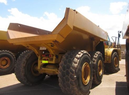 Cat 740 Articulated Dump Truck  2