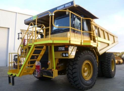 Cat 775E Rigid Dump Truck 3