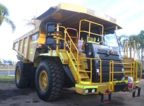 Cat 775F Rigid Dump Truck 1
