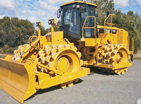 Cat 825H Compactors