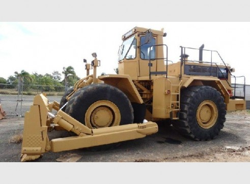 CAT 834B Wheel Dozer 1