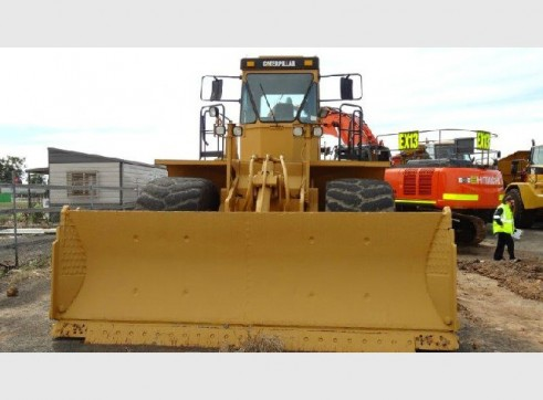 CAT 834B Wheel Dozer 2