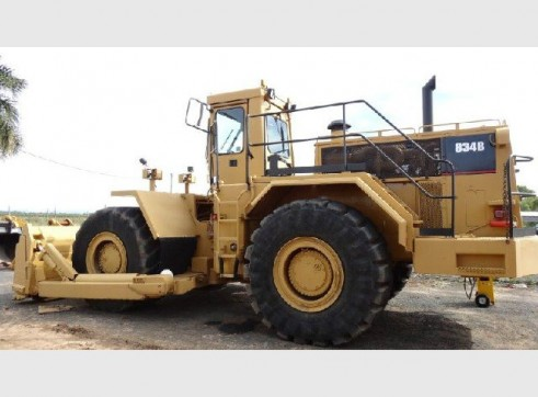 CAT 834B Wheel Dozer 3