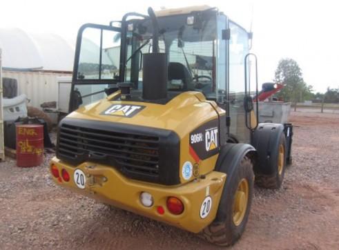 Cat 906H2 Wheel Loader 2