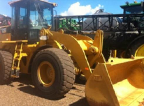 Cat 928H loader