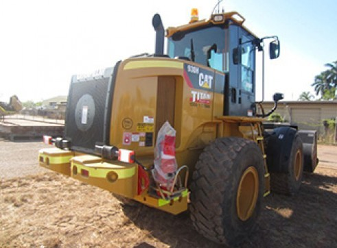 Cat 930H Integrated Tool Carrier 2