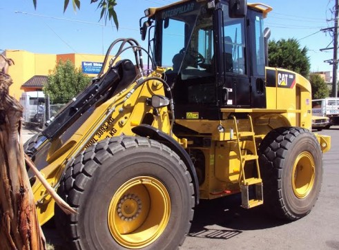 CAT 930H WHEEL LOADER