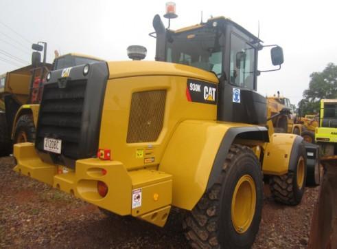Cat 930K Wheel Loader 2
