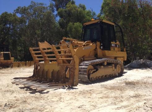 Cat 963C Track Loader 6