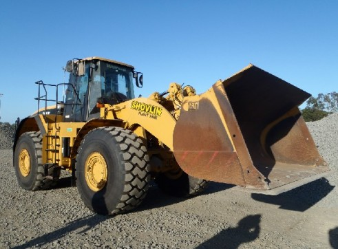 Cat 980G Front End Loader