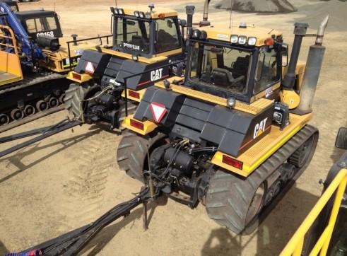 CAT Challenger Tractor 1