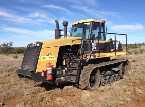 CAT Challenger Tractor 2