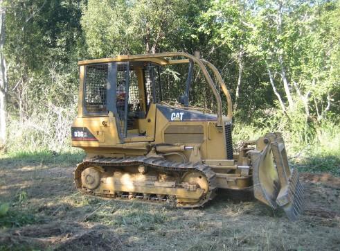 CAT D3G XL 2