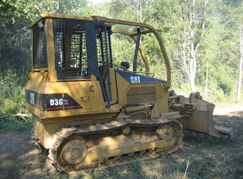 CAT D3G XL 3