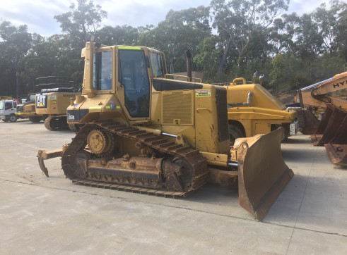 CAT D5N Dozer for hire NMS112 1
