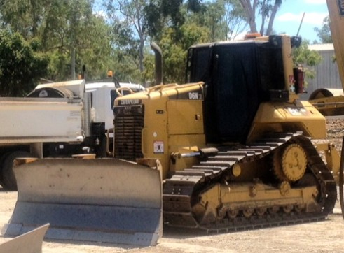 CAT D6N XL Dozer GPS 1