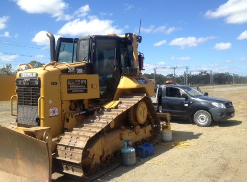 CAT D6N XL Dozer GPS 3