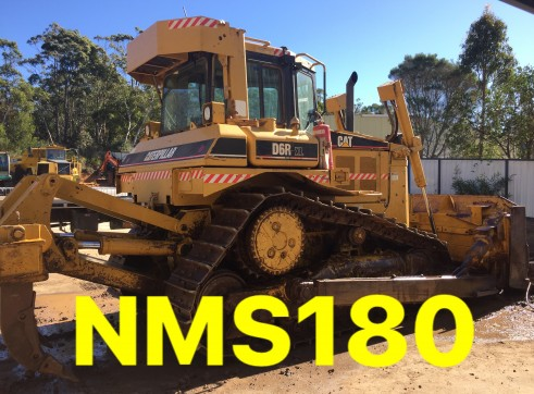 CAT D6R Dozer for hire NMS180 1
